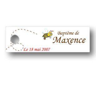 Etiquette-a-dragees-rectangulaire-bapteme-petite-abeille