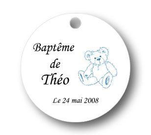Etiquette-a-dragees-rectangulaire-bapteme-théo-petit-ours
