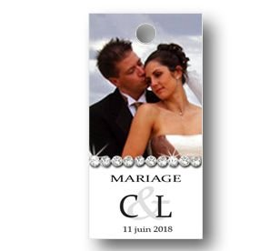 Etiquette-a-dragees-strass-mariage-married