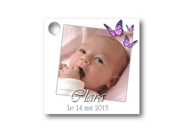 Etiquette-dragees-bapteme-personnalisable-avec-photo-fromat-rectangulaire-ref-feerie