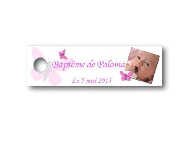 Etiquette-dragees-bapteme-personnalisable-avec-photo-fromat-rectangulaire-ref-corsica