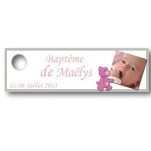 Etiquette-dragees-bapteme-personnalisable-avec-photo-fromat-rectangulaire-ref-petit-ourson
