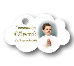 Etiquette-a-dragees-communion-nuage-et-portrait