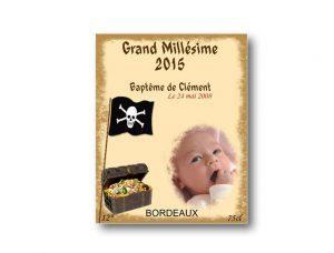 etiquette-bouteille-bapteme-portrait-pirate
