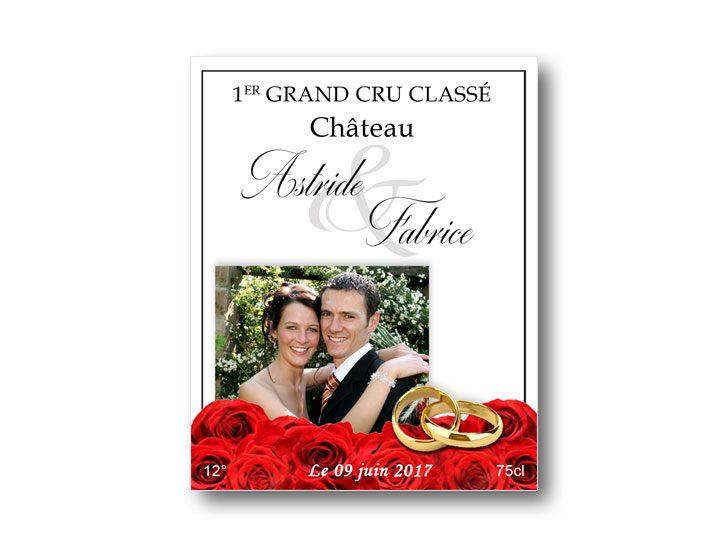etiquette-bouteille-mariage-portrait-jardin-fleuri