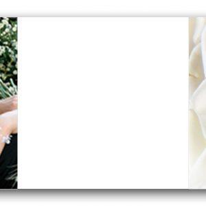habillage boite a dragees mariage theme parfum
